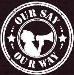 Our say, our way - Peabody London blog encouraging young people to have a say on decisions that affect their lives and local community