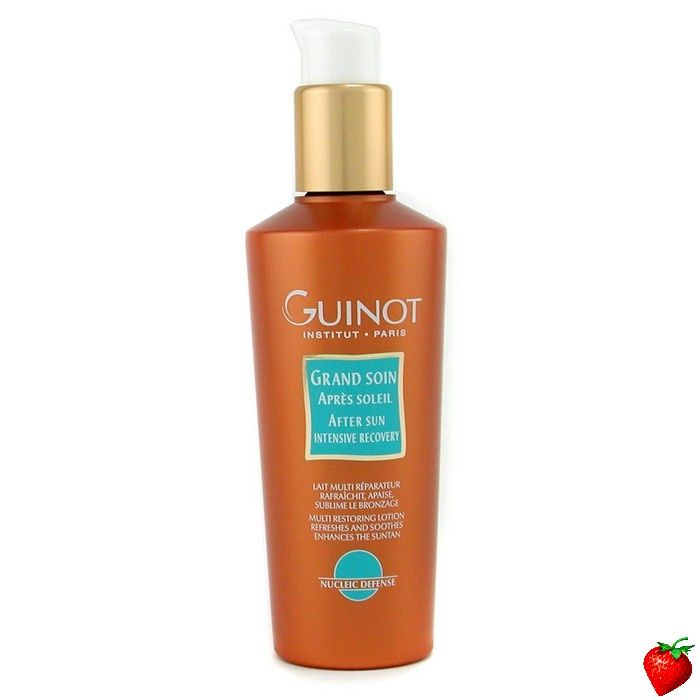 Guinot After Sun Intensive Recovery Multi Restoring Lotion 200ml/6.9oz #Guinot #Skincare #SummerSpecials #Summer #Beach #Beauty #HotPick #FREEShipping #StrawberryNET