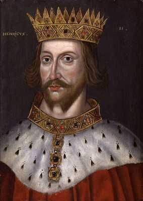 Henry II was notorious for his illicit relations with other men's wives, and for having several illegitimate children. However, few records containing information about them have survived, and only records about the most infamous mistresses would have been written to start with. Henry II married Eleanor of Aquitaine in 1152.  Generation 28 on family tree.