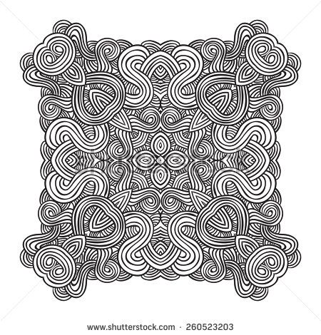 Stock Images similar to ID 103161836 - ornamental round floral pattern....