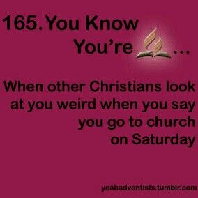 Seventh Day Adventist