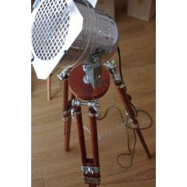Lampa / Loft 3 mahogany [AdarusDesigne] -> Zitolo.com