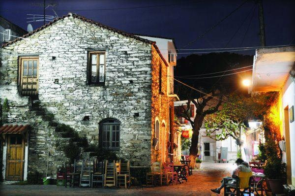 GREECE CHANNEL | IKARIA Island-Christos Village-Χριστός Ραχών - Ικαρία
