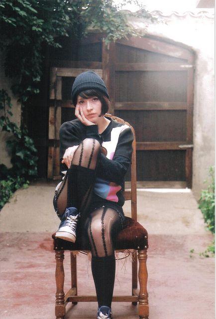 #girl #portrait #outfit #35mm #film #analog #zenit12xp #fujifilm