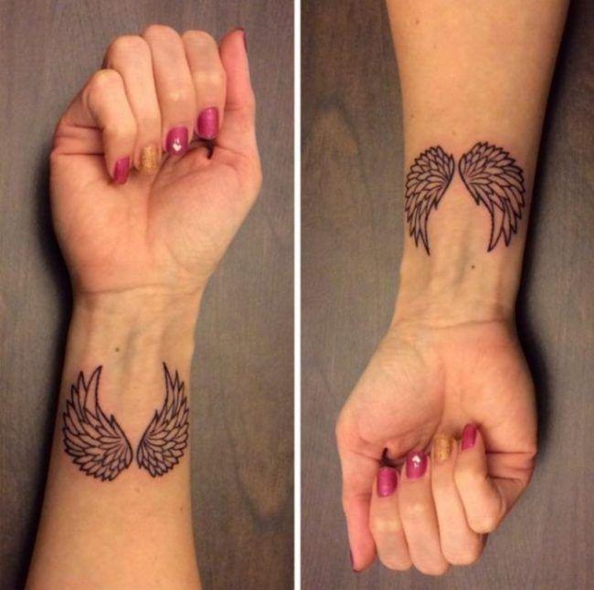 Engel Tattoo Designs mit Bedeutungen - 38 Ideen & Vorlagen