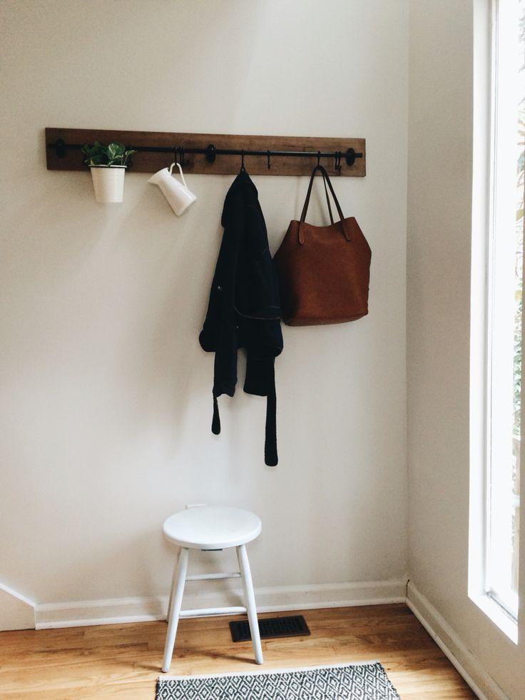 104 besten haus eingang bilder auf pinterest garderoben holzarbeiten und begehbarer. Black Bedroom Furniture Sets. Home Design Ideas