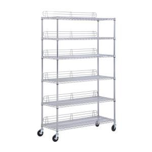 New Garage Shelving Systems Home Depot