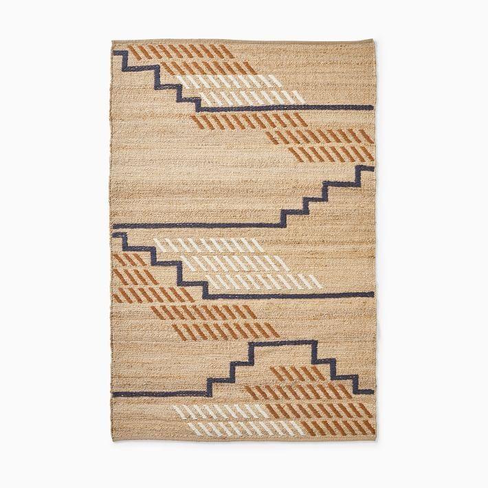 Serac Rug In 2020 Rugs Flat Weave Rug Wool Rug
