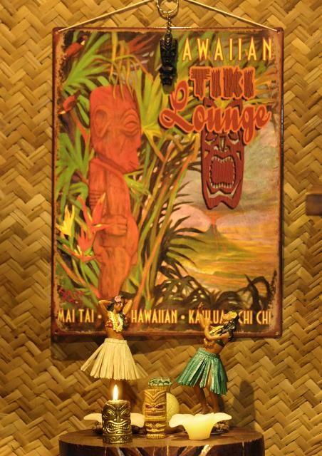 More Tiki Decor, Love!  Tiki Bar, Tiki Mug, Vintage Tiki, Rare Tiki, Tiki Room, Tiki Lounge!