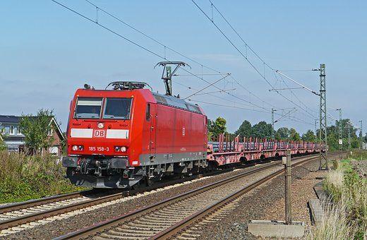 Moderno Trem De Carga, O Aço Lajes