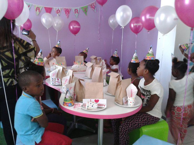 Wakaberry Florida Road enjoying some birthday celebrations