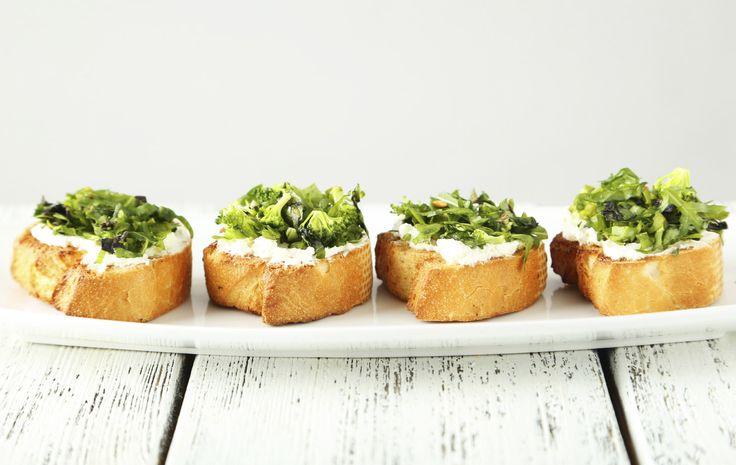 Pane e ricotta: 10 bruschette golose