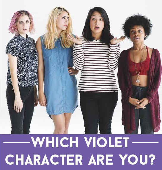 Which BuzzFeed Violet Character Are You