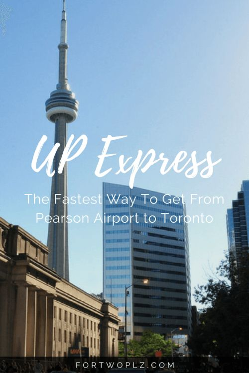 Travel Canada | Ontario | Toronto | Transportation | Train