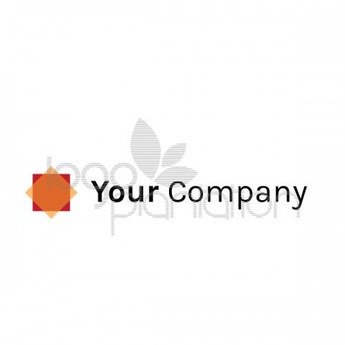 This logo is of a pair of squares which overlap, with the top square being slightly transparent. Located to the left of the company name. The logo is supplied with Open Source Google Fonts. The file formats provided is EPS. See more at http://www.logoplantation.com/shop/overlapping-squares/