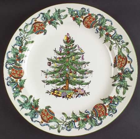 Spode Christmas Tree Garland