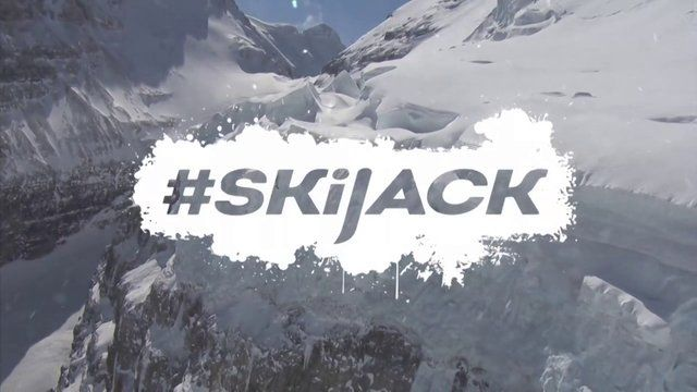 #POW!  Got ski plans? Think again. Check out our latest project with #Banff National Park. #skijack