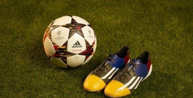Blaugrana Adidas F50 Adizero Messi Champions League Boot Unveiled