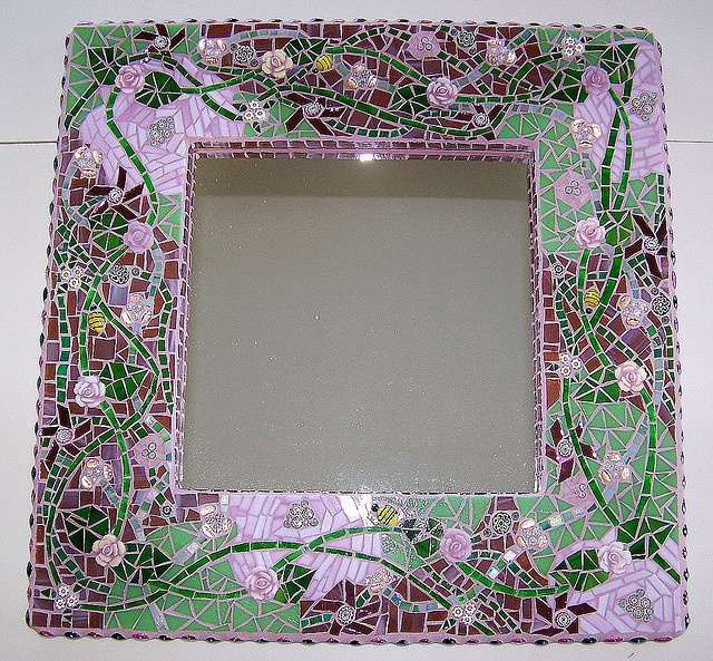 Mirror for Brian by GroutElf (Stephanie), via Flickr