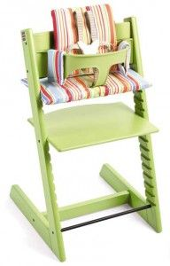 Stokke High Chair - I want one SO bad!