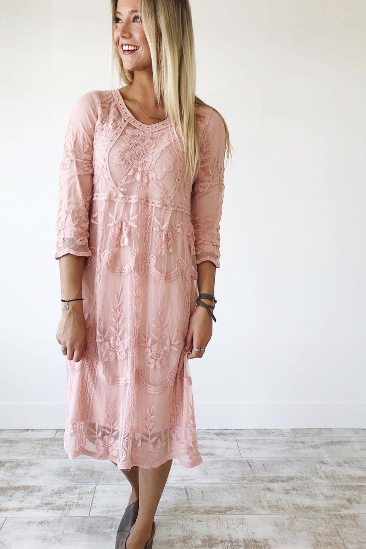 vintage lace dress   ROOLEE