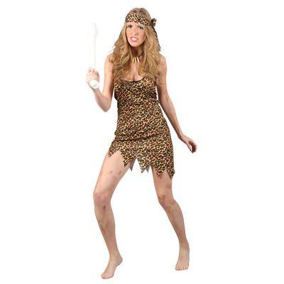 diy cavewoman costume - Google Search