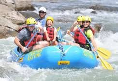 Get the fantastic experience Clear creek rafting with Rocky Mountain Adventures.