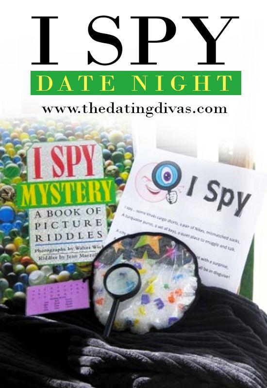 I-Spy date night