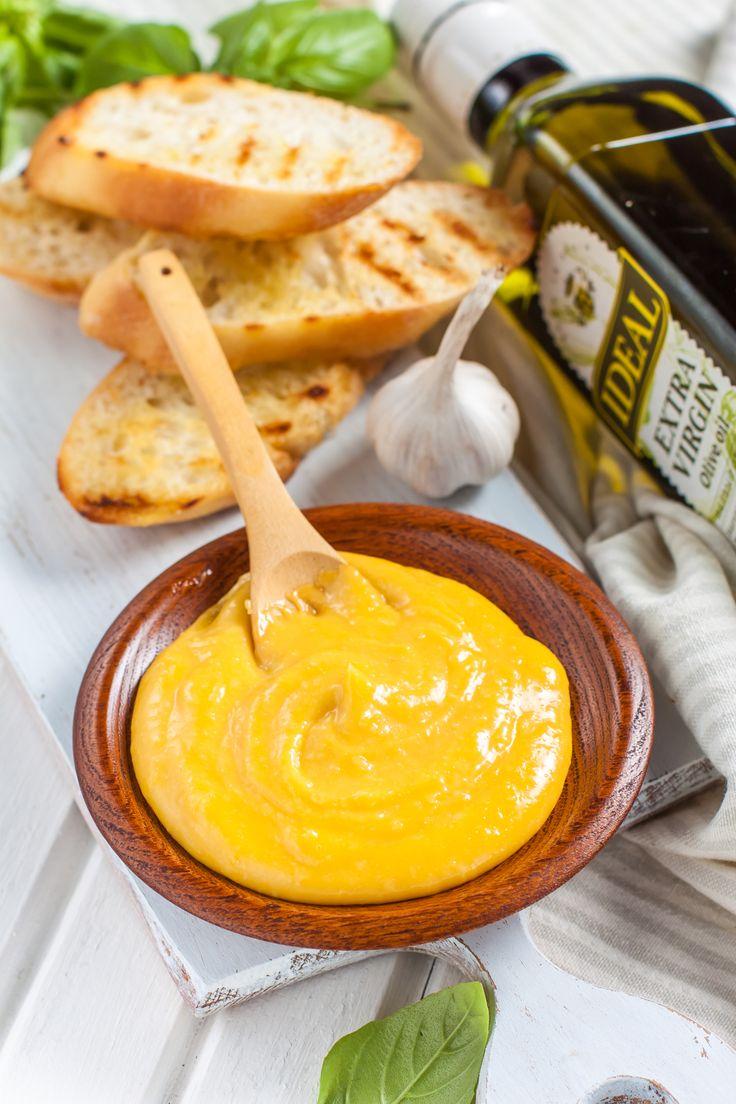 Испанский соус Алиоли рецепт с фотографиями