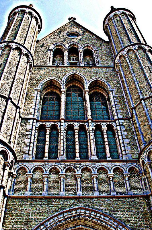 Bruges Architecture II