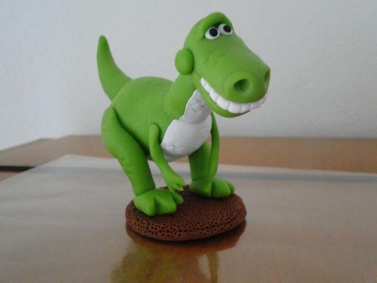 Rex Toy Story Biscuit. 100% artesanal.                                                                                                                                                                                 Mais
