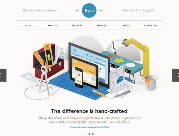 Market/User facing freelance Developer site.