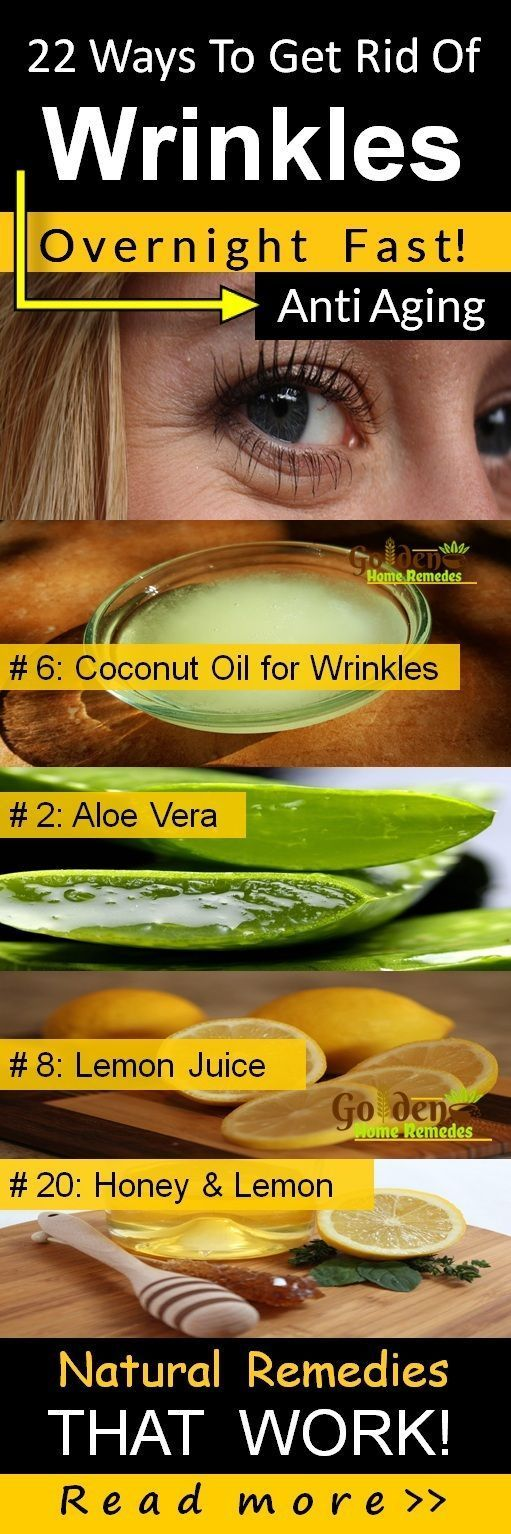 Wrinkles Treatments: 22 Most Effective Remedies to Get Rid of Wrinkles Fast, Anti Aging, How To Remove Wrinkles, Home Remedies For Wrinkles. Fine lines, crow's feet, deep furrows, saggy face, etc. are some of the symptoms of wrinkles. Learn how you can pr http://genflife.com/human-growth-hormone-supplements/ #homemadewrinklecreamshowtogetrid