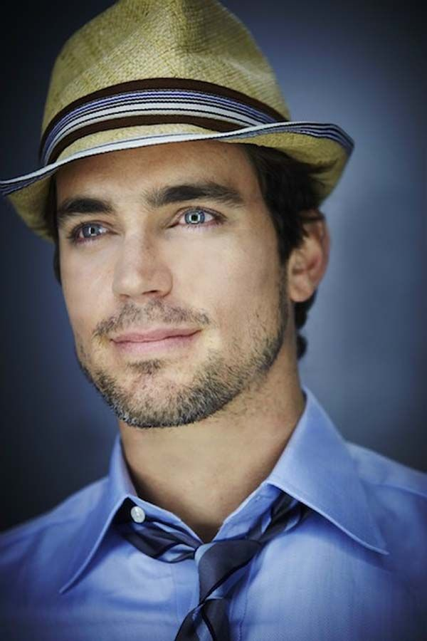 Matt Bomer with stubble and a hat!   Eye Candy ...