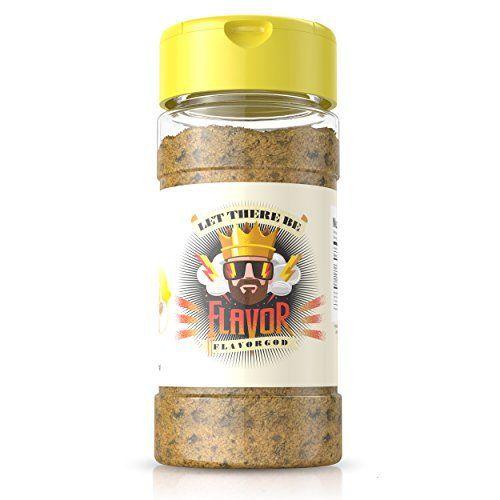 #1 Best-Selling 5oz. Flavor God Seasonings (Lemon Garlic Seasoning, 1 Bottle) - http://mygourmetgifts.com/1-best-selling-5oz-flavor-god-seasonings-lemon-garlic-seasoning-1-bottle/
