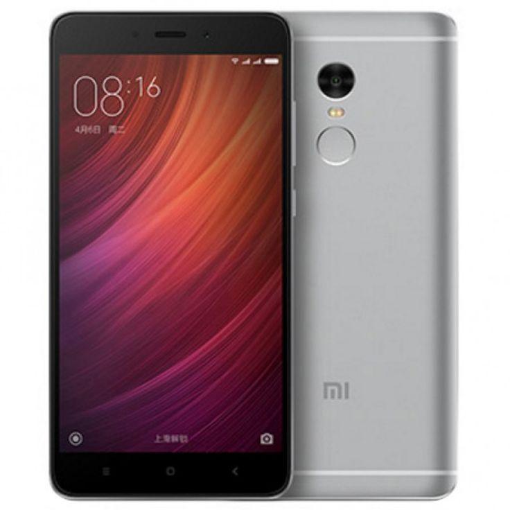 Xiaomi Redmi Note 4 (64GB) Grey 10-Πύρηνο Ελληνικό Μενού