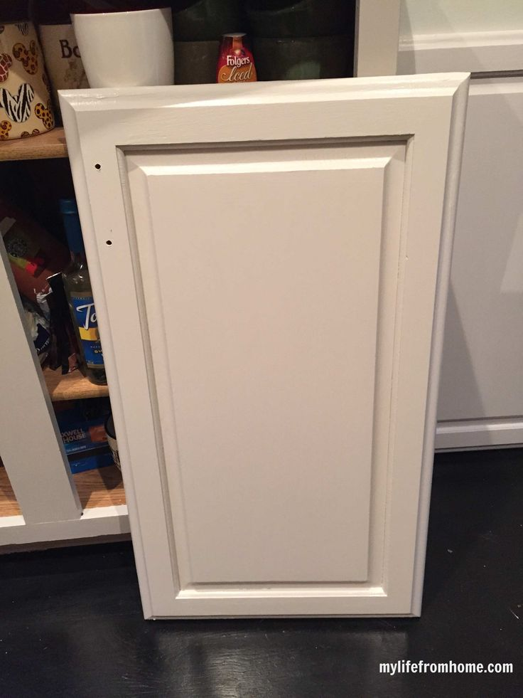 Diy How I Painted My Kitchen Cabinets Repainting