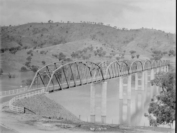 Bethanga Bridge - Lake Hume