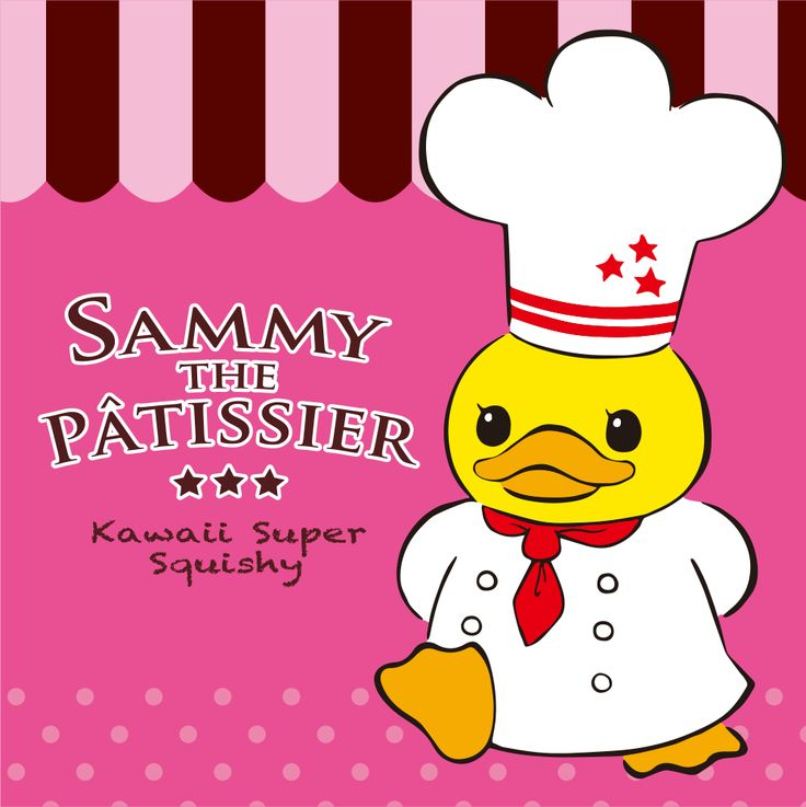 All About Sammy The Patissier Squishies Plus Exclusive Interview from the creator. Squishies ...