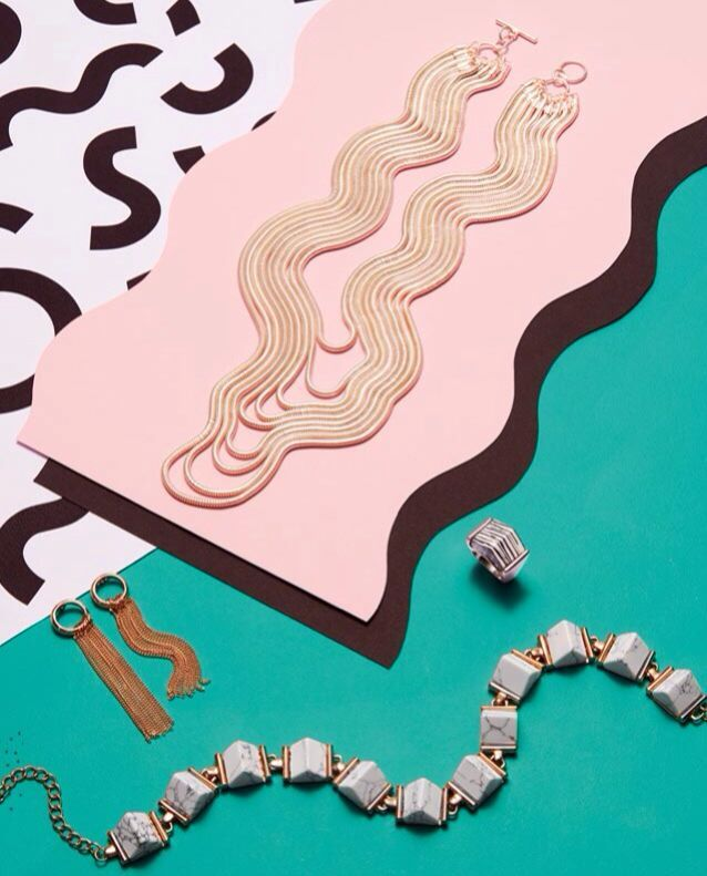 Topshop product styling
