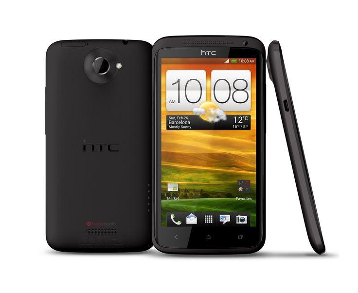 HTC One X (2012)