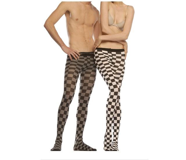 Unisex Pantyhose If You 43