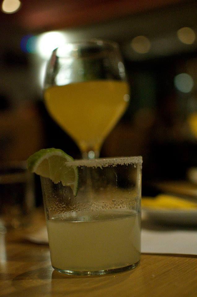 Margaritas & White Sangria -  tapas night @ ZAK