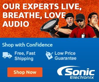 Our Experts live, breath, love car audio. Shop Car Audio @ Sonic Electronix, with confidence! | Car Audio