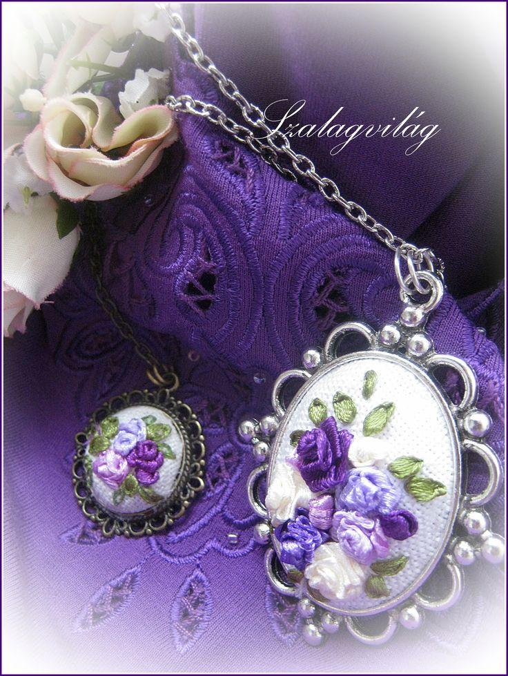 Medálok lila színben