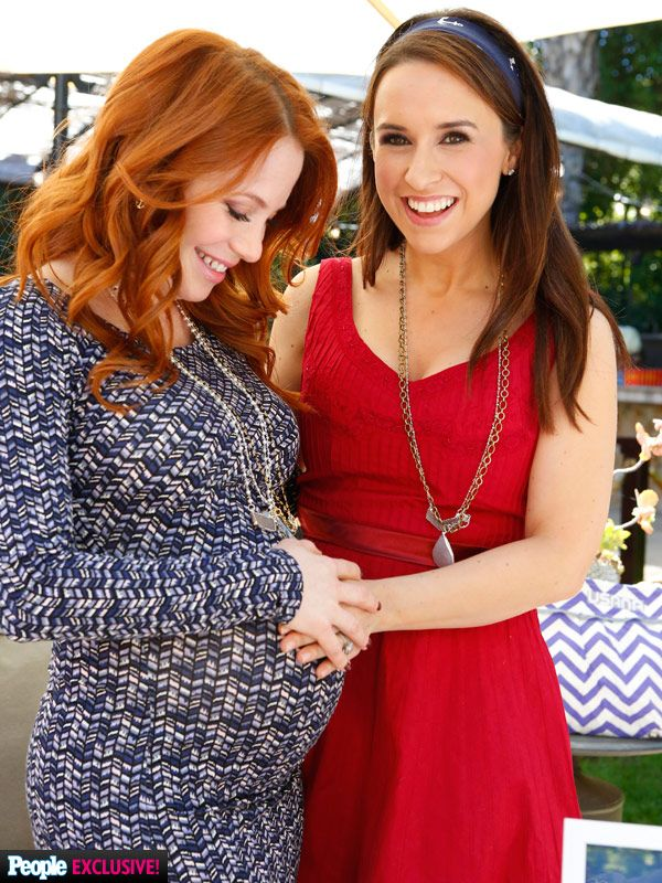 Amy Davidson baby shower