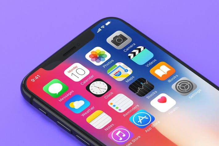 7 iPhone X Mockups #mockup #texture  • Download here → http://1.envato.market/c/97450/298927/4662?u=https://elements.envato.com/iphone-x-mockups-UGNPT4