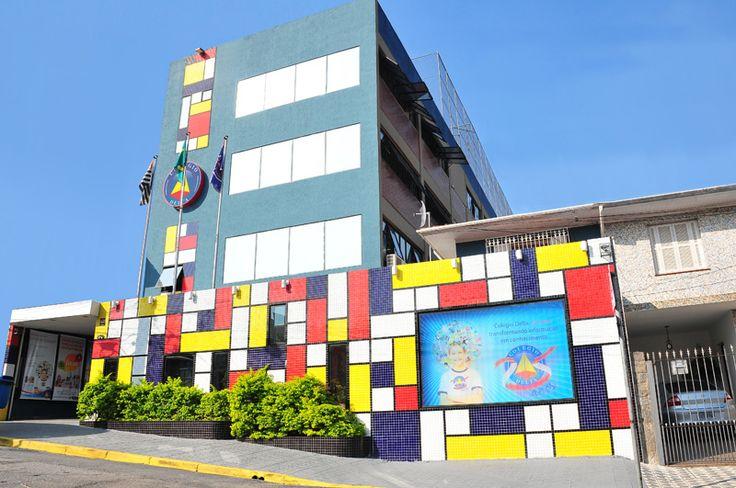 Fachada facade mondrian fachadas pinterest search - Fachadas de locales comerciales ...