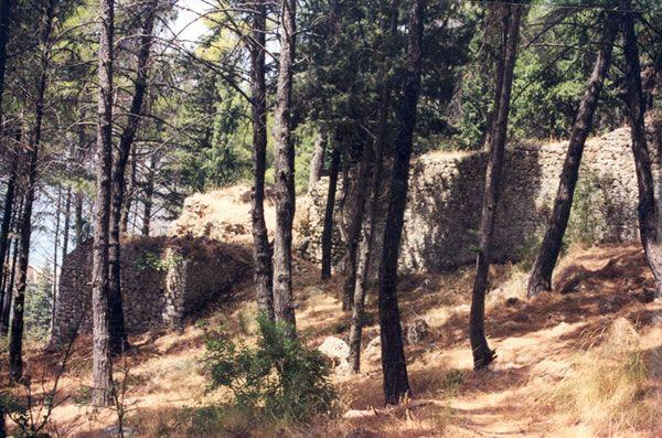 Igoumenitsa castle/ Κάστρο Ηγουμενίτσας