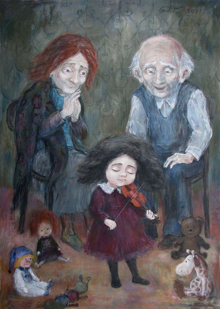 Nino Chakvetadze « Vanda Gallery